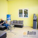 Dr Auto- autoservis i dijelovi- prostor za čekanje